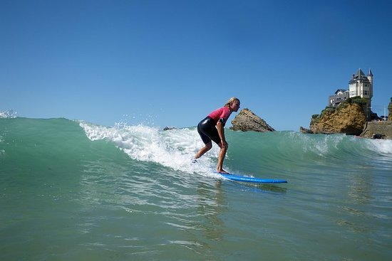 Surf discovery session