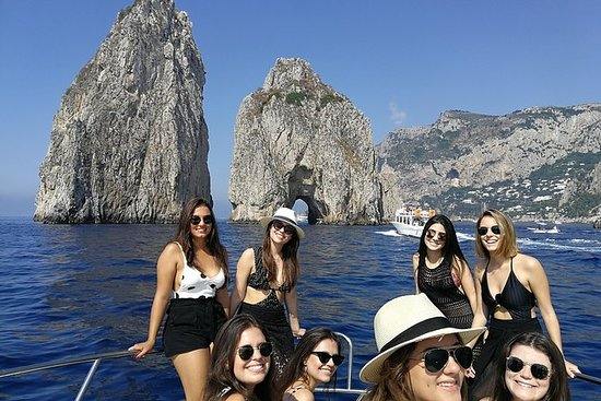 1 Private Capri Boat Tour