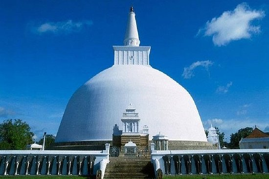 Sacred City of Anuradhapura fra...