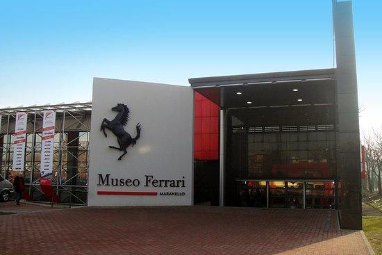 Maranello: Ferrari-Museum und...