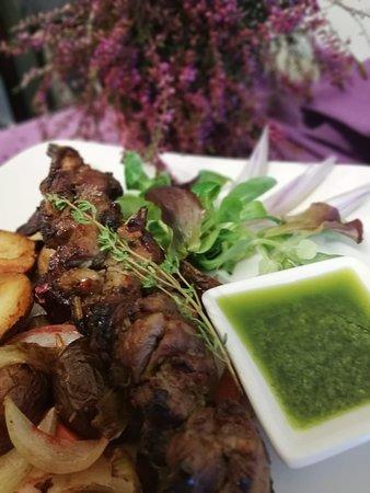 Lamb shish-kebab