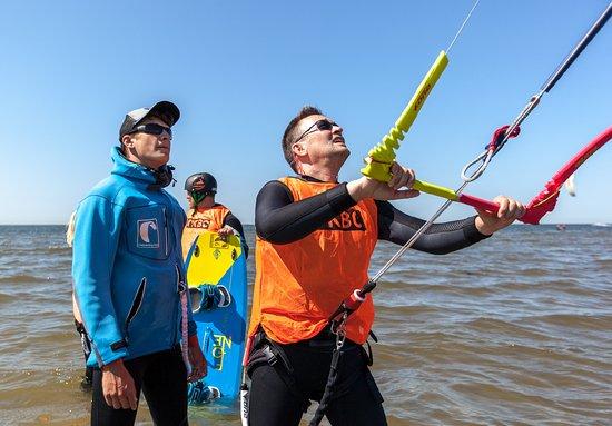 Kiteboarding Club Brouwersdam