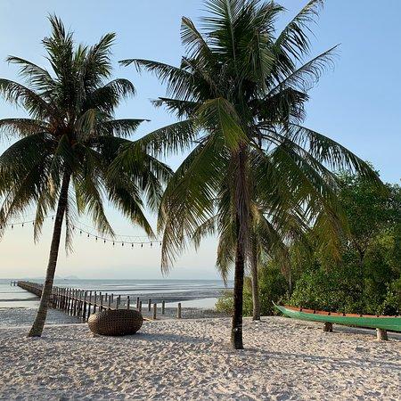 Lovely resort in Kep