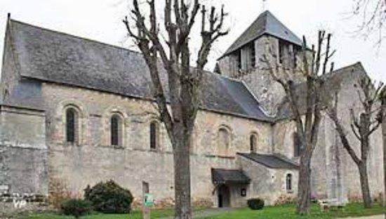 Eglise Notre Dame de Fougeray