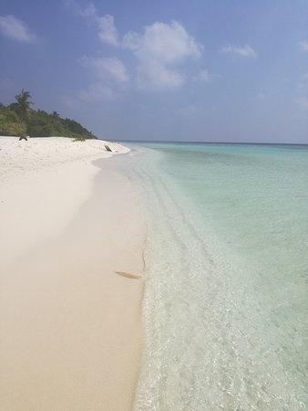 Omadhoo Island: Panoramica Omadhoo