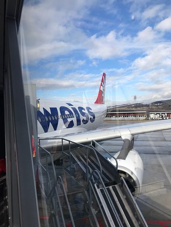 Edelweiss Air Bild