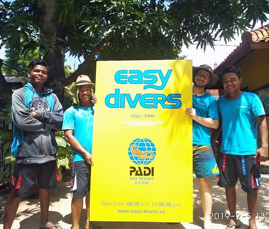 Easy Divers Bali