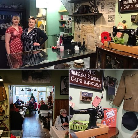 The Blitz Tearoom