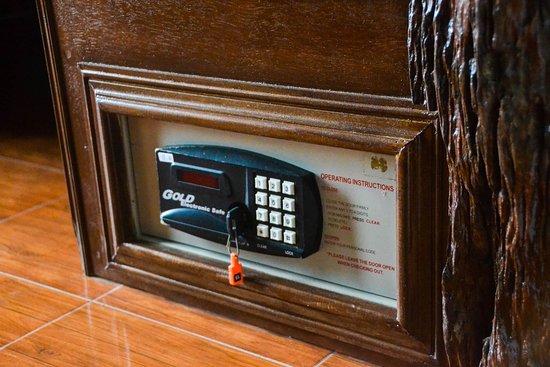 Safety Deposit