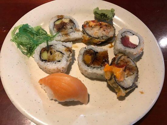food from buffet picture of fuji sushi and seafood buffet destin rh tripadvisor com