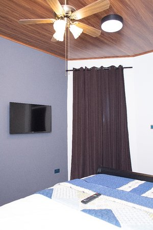 Ada, Ghana: Modern styled rooms with great facilities.