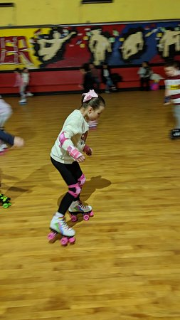 Oldest Daughter Watches Indy Jamma Jones And Planet Roller Skate On Youtube As Her Inspiration To Learn Picture Of Wigan Roller Rink Tripadvisor Shop for roller skates in skates. planet roller skate