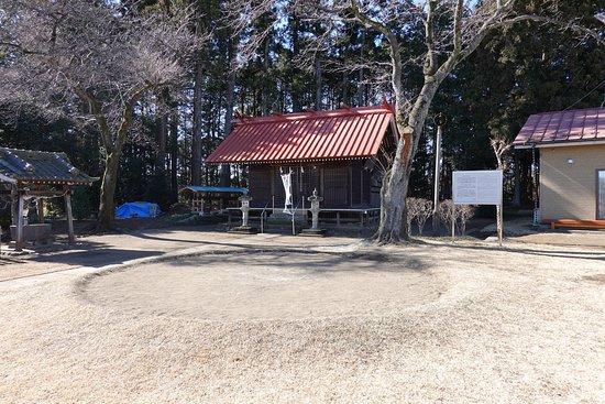 野々宮神社(土俵)