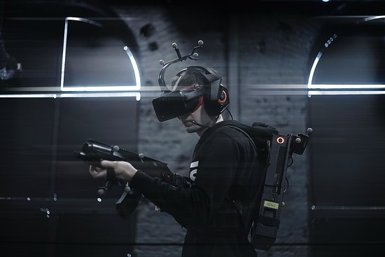 Feel the game from inside out. Immersive gaming like you have never experienced before!