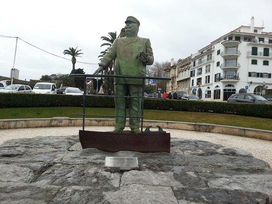 Estatua Rei D. Carlos I