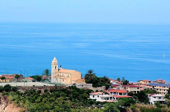 Capo Vaticano, Italia: панорамы моря