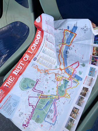 The Original Tour London Map.The Original London Sightseeing Tour 2019 All You Need To Know