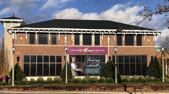 Carolina Music Museum in Greenville, South Carolina