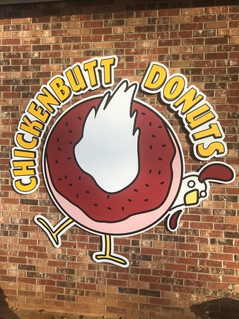Chickenbutt Donuts: Great Donuts