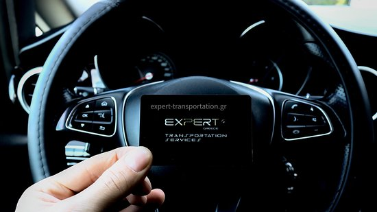Expert Transportation: new bussines cards now available for our clients