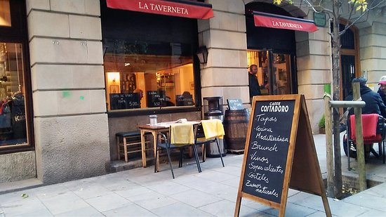 La Taverneta Nou, Барселона - фото ресторана - Tripadvisor