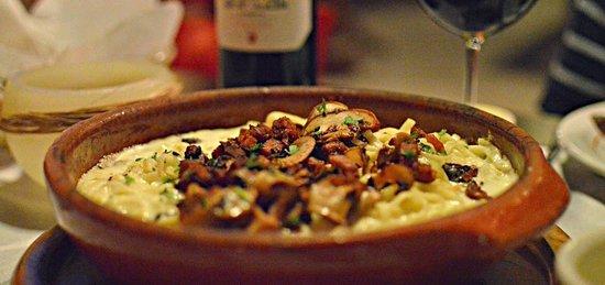 El placer de Pastas Italianas