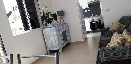 Villa Scirocco: Living room