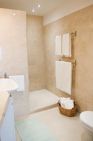 Villa Scirocco: Bath Room