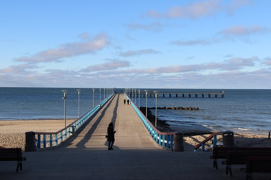 Bridge of Palanga