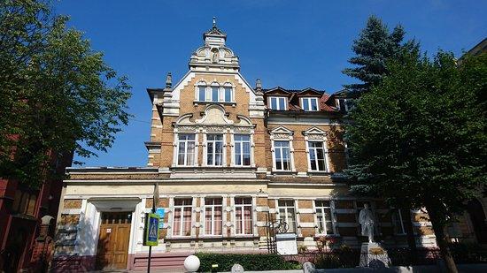 Villa of German Chibulinski