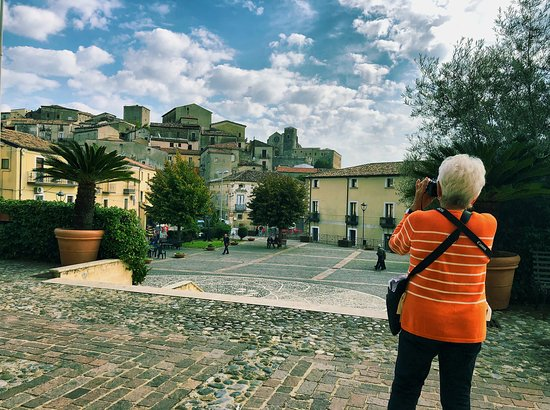 Walking Tour in Altomonte (Cs)