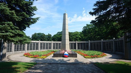 Memorial Complex on a Mass Grave of Soviet Soldiers