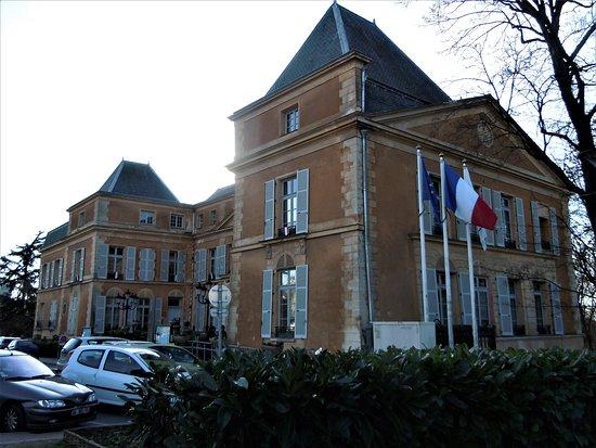 Chateau du Vicomte de Puysegur