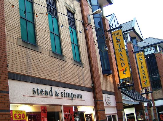 ‪The Strand Shopping Centre‬