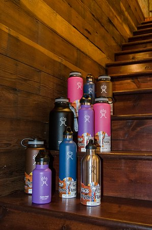 Hinton, WV: Hydroflask Tumblers-Freedom from Lukewarm