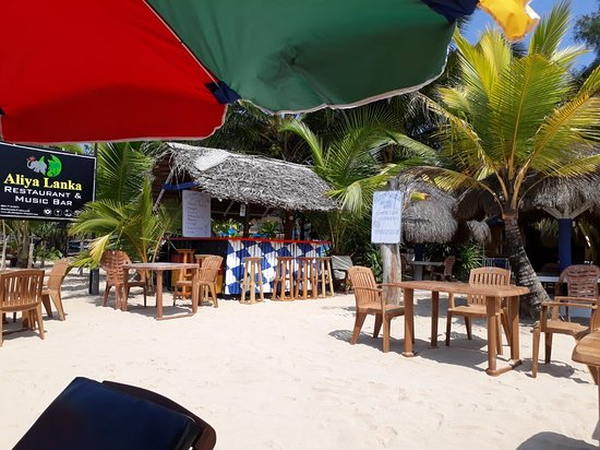 Aliya Lanka Restaurant & Music Bar