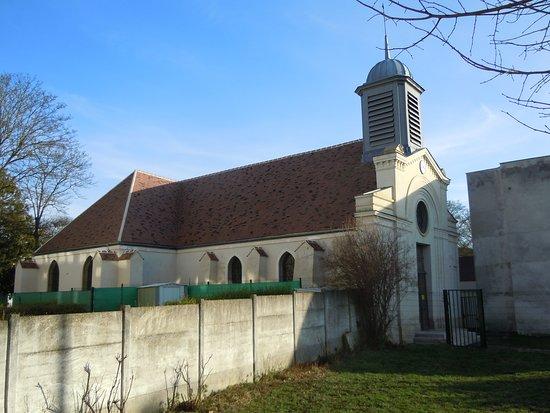 Clichy-Sous-Bois, France: L'église