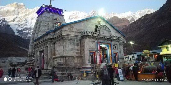 Kedarnath, India: https://www.vaishnaviholidays.com/package-detail/standard-chardham-package