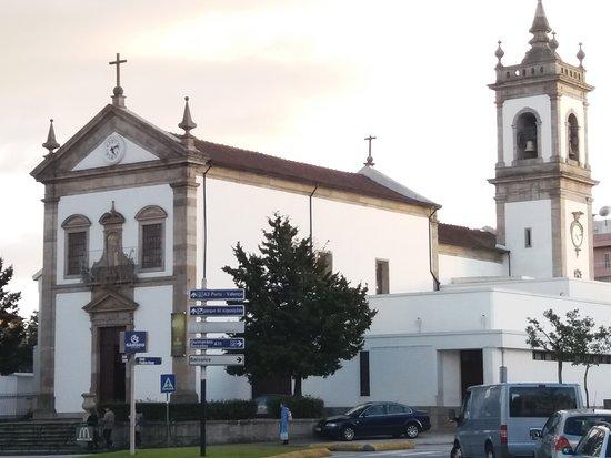 Igreja Paroquial de Maximinos