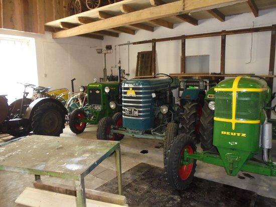 Westfalische Deutzer Motoren Samlung A&W Heitmann: old German tractors