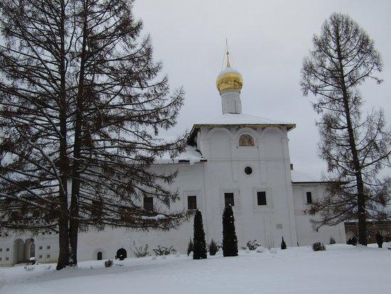 Borisoglebsky, Rosja: Храм Благовещенья Пресвятой Богородицы - начало 16 века.