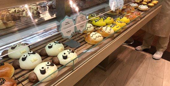 My favorite bakery in Dubai