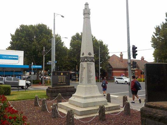 Werribee War Memorial
