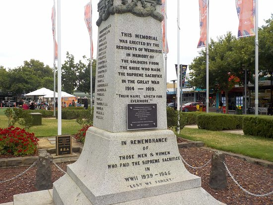 Werribee War Memorial