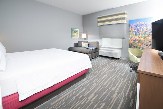Hampton Inn Arvin Tejon Ranch: King Standard Room