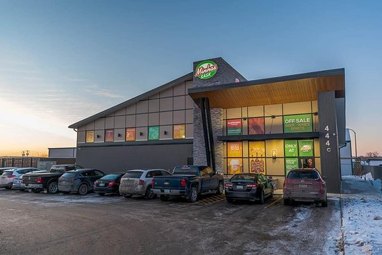 Minhas Sask Distillery, Winery and Brewery