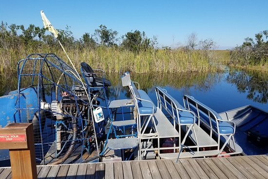 Tigertail Airboat Tours (Miami) - UPDATED 2019 - All You