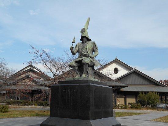 Kiyomasa Kato Statue