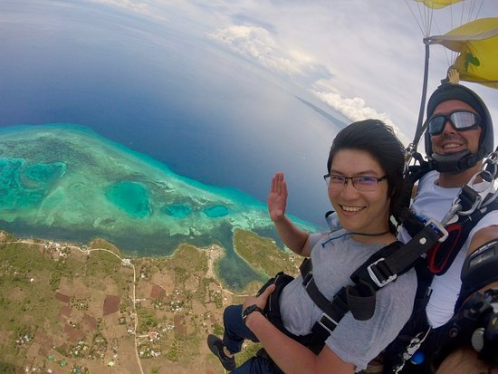 Skydive Greater Siquijor