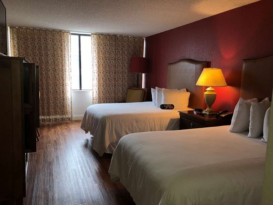 Magnolia Bluffs Casino Hotel, BW Premier Collection: Double Full-Size Beds Guest Room